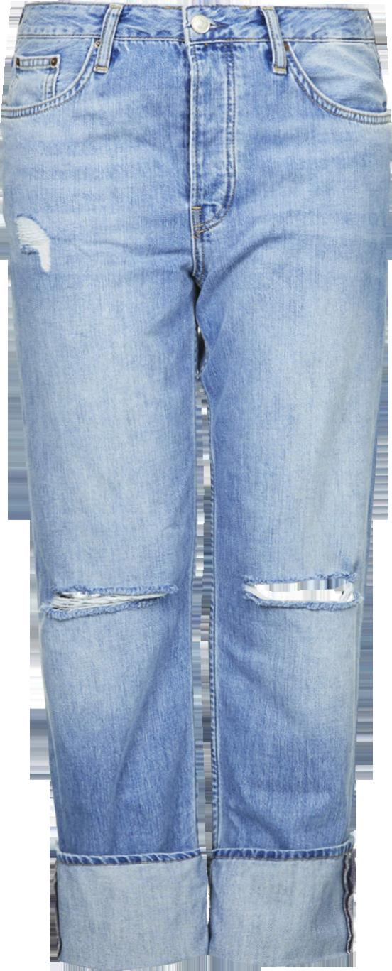 MOTO Deep Hem Hayden Jeans