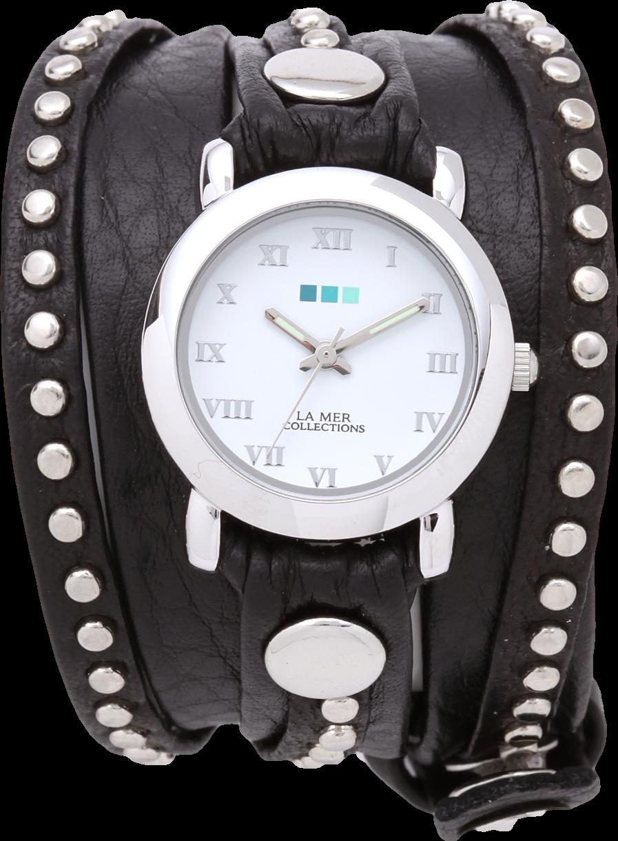 Bali Studded Wrap Watch