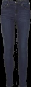 MOTO Dark Vintage Leigh Jeans