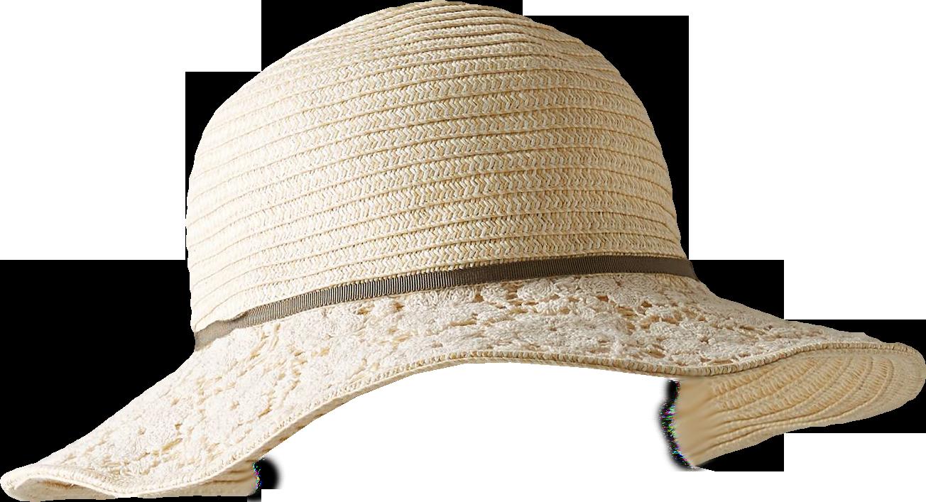Garden Party Crochet Hat