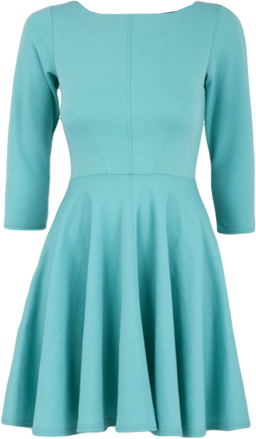 Closet BLU Flare Dress