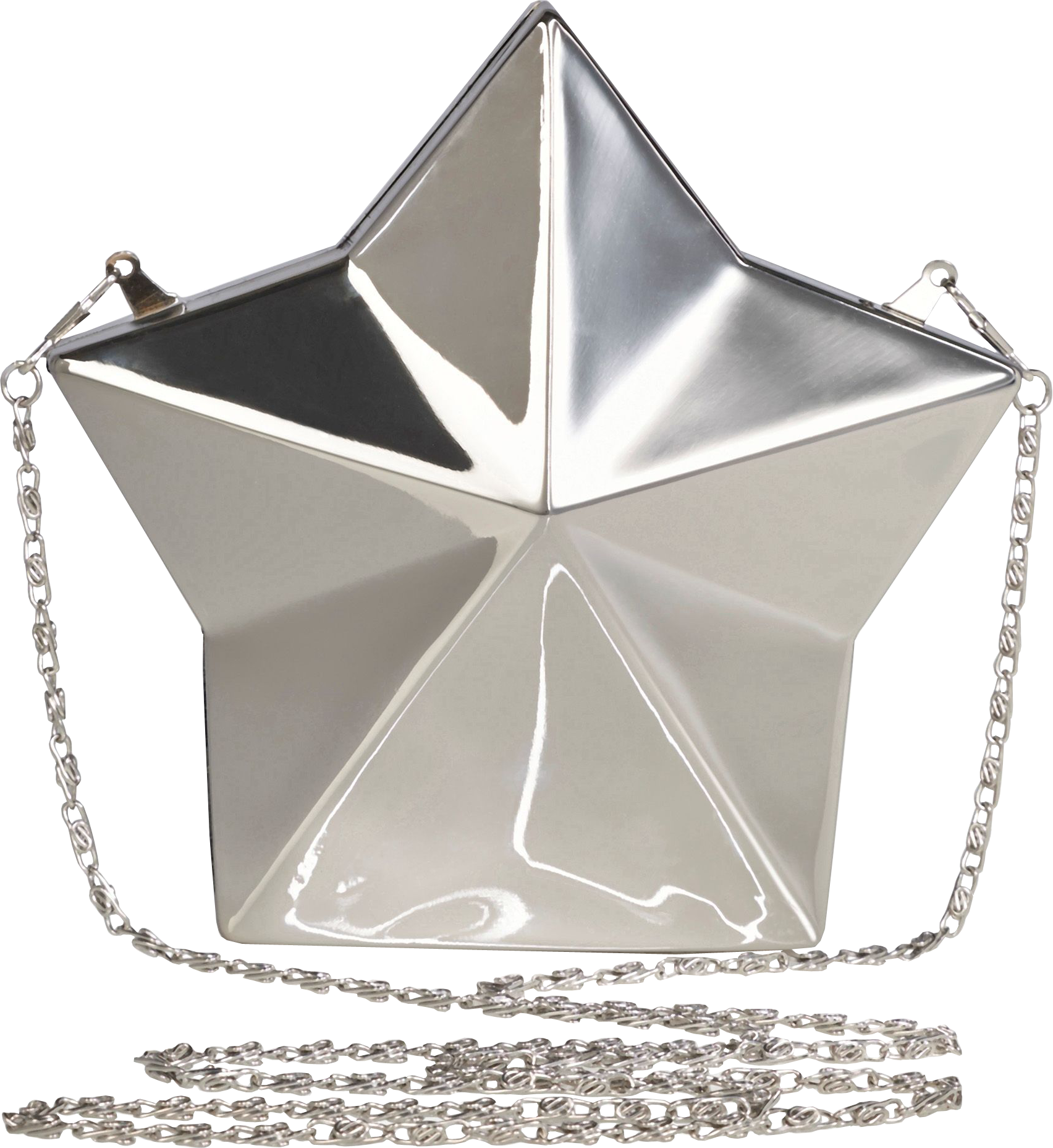 Star Shaped Clutch Bag