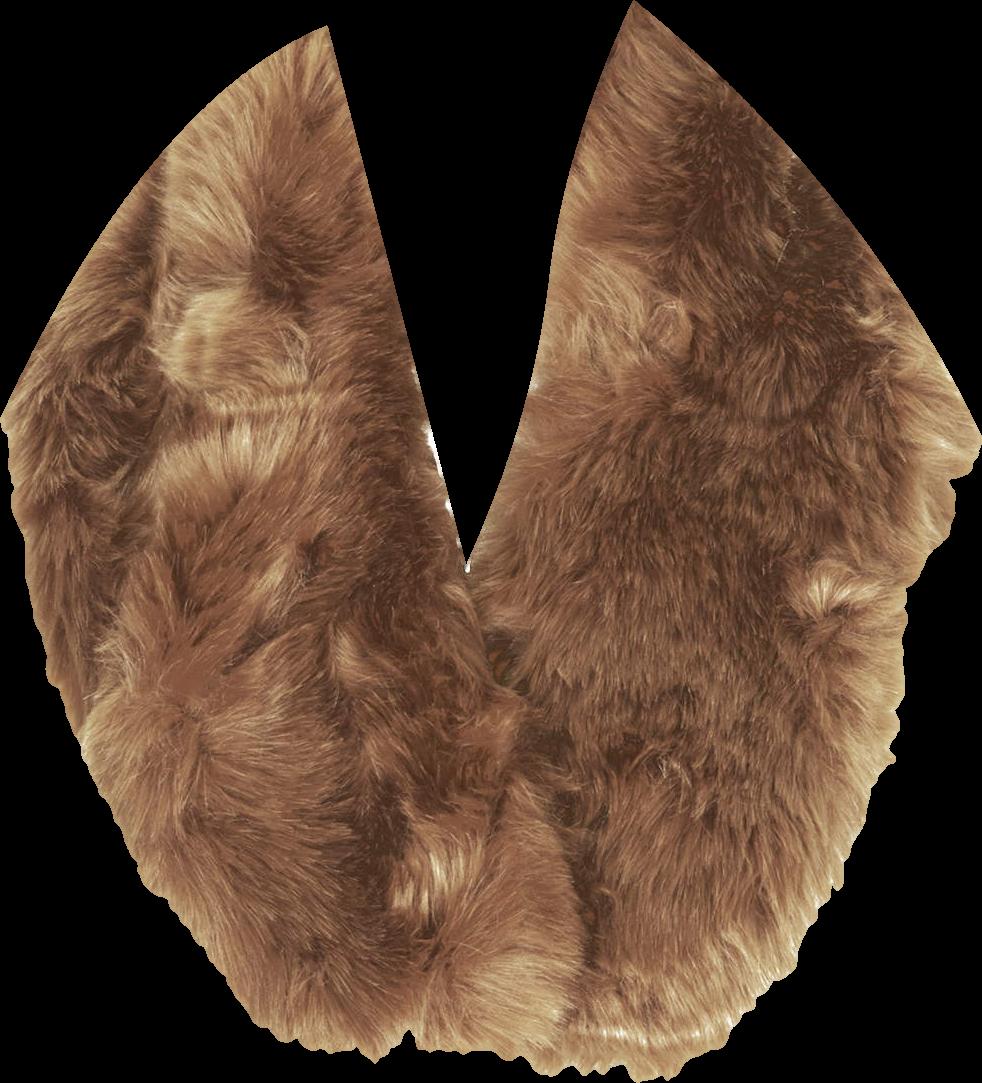 Faux Fur Hybrid Snood
