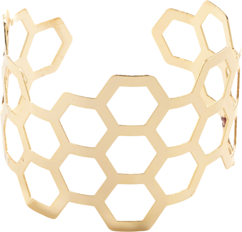 Sweet Like Honeycomb Bracelet