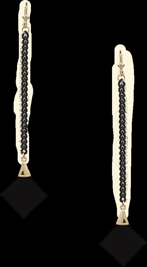 ASOS Shape Drop Earrings