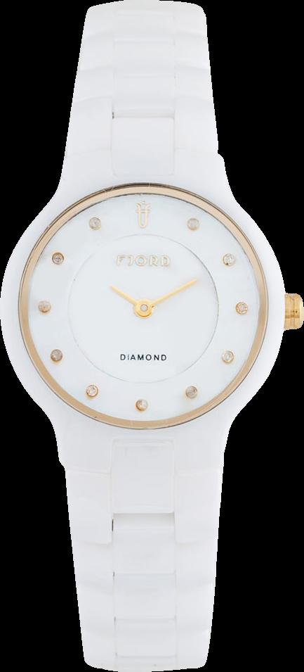 Alida Ceramic Watch Diamonds Watch