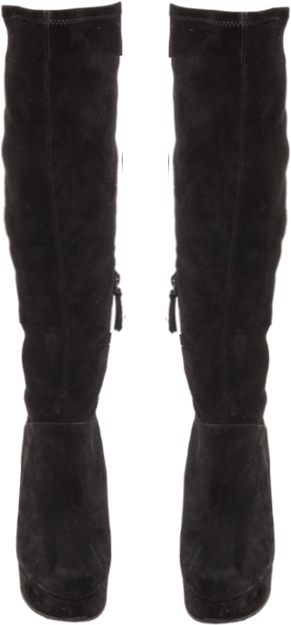 Yula Platform Knee High Boots