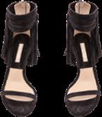 Daphne Fringe Sandals