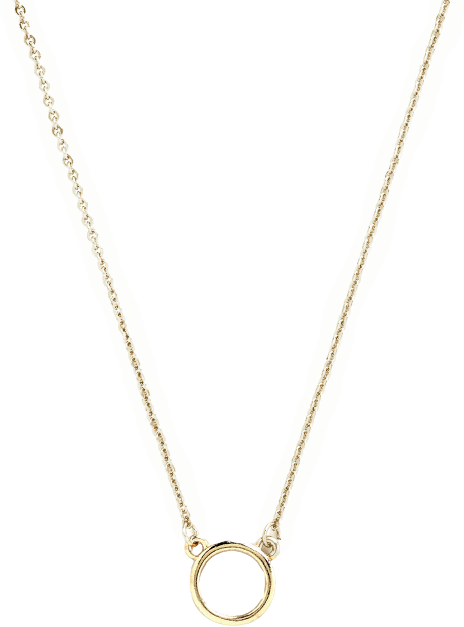 Loop You In Necklace