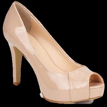 Nine West Nude Shoe